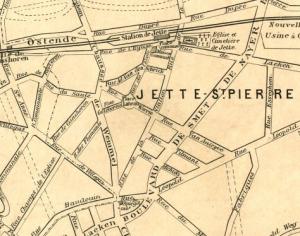 Rue de la Station, 1910